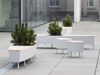 Mobilier outdoor par Vue Jardin Moderne