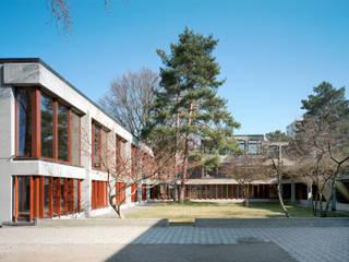 © Bildraum, Winterthur:  Schulen von Graf Biscioni Architekten AG