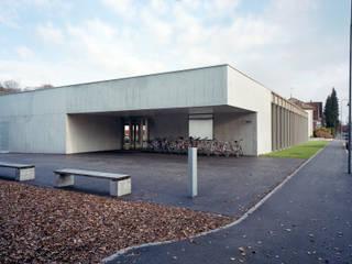 © Michael Egloff, Zürich:  Schulen von Graf Biscioni Architekten AG