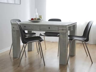 Paletta Dining roomTables Wood White