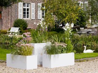de Vue Jardin Moderno