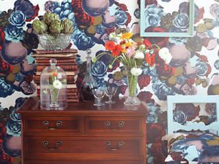 جدران وأرضيات تنفيذ Studio Lisa Bengtsson