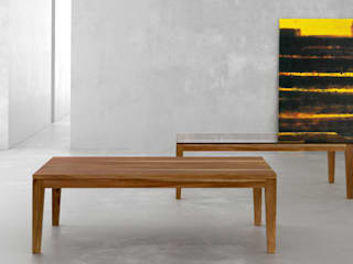 Forma muebles Living roomSide tables & trays Solid Wood Wood effect