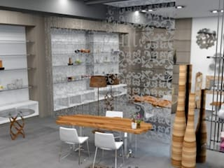 BAO Office spaces & stores