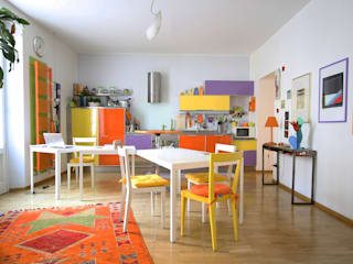 Modern kitchen by ARCHITETTO FRANCA DE GIULI Modern