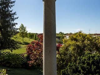 Ramella Alessandro snc Balcones y terrazas de estilo clásico