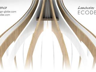 Luminaires Lawrence:  de style  par Design-Globe