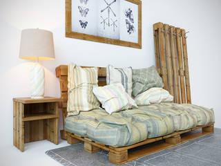Мебельная композиция:  в . Автор – студия визуализации и дизайна интерьера '3dm2', Минимализм