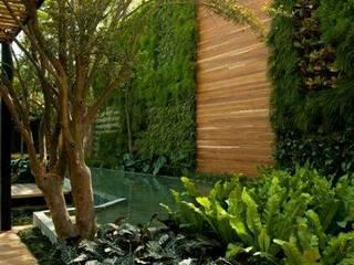 Green Gallery Modern style gardens