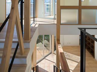 大岡山の家: (有)伊藤道代建築設計事務所が手掛けた和室です。