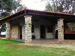 arquifika Balcones y terrazas de estilo mediterráneo