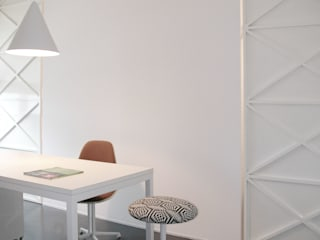 Study/office by na3 - studio di architettura, Minimalist