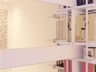 CASA STUDIO [2003]: Camera da letto in stile  di na3 - studio di architettura