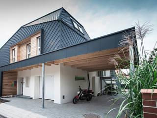 Huizen door Florian Schober Architektur ZT