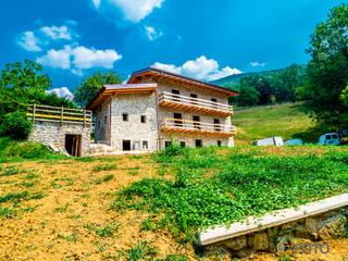 Foto Architettura Case in stile rustico di fotoberg Rustico