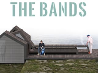 The Bands, Norway Scarcity and Creativity Studio Casas de estilo escandinavo