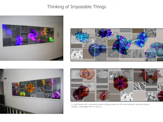 Thinking of Impossible Things: modern  by Emily Campbell, Modern