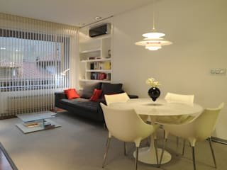 Salon moderne par MADG Architect Moderne