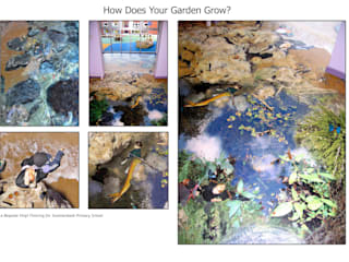 How Does your Garden Grow?:   by Emily Campbell