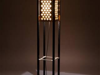 C-Lampe: modern  von Marxen Design,Modern