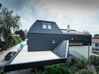 Studios + Apartments, Graz Moderne Häuser von Florian Schober Architektur ZT Modern
