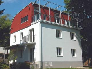 Über den Dächern von Mödling von Atelier Ambrozy