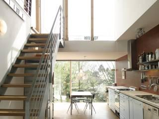 Modern Dining Room by mw-architektin Modern