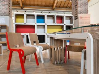 More Desk Plus di lessmore Moderno