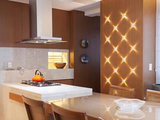 Estela Andreazza arquitetura +interiores Dapur Modern