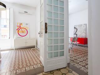 Fotografia de interiores arquitectura: Pasillos y vestíbulos de estilo  de Davide Pellegrini Fotógrafo