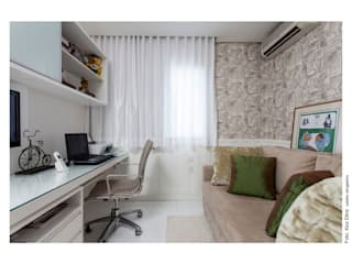 Cristiane Pepe Arquitetura ห้องนอน