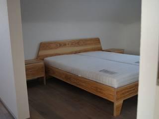 Schlaf- & Ankleidezimmer Moderne Schlafzimmer von Schreinerei Mayle Modern