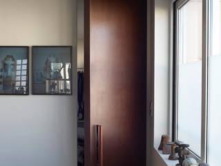 LES CHOSES, appartement Salon moderne par Atelier d'Architectures Fabien Gantois Moderne