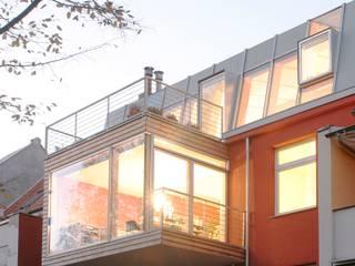 Modern Houses by mw-architektin Modern
