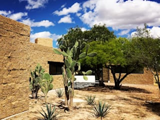 Casas de estilo rural de Paramétrica Arquitectos Rural