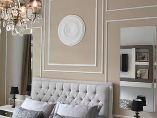 Remodelación Dormitorio Estilo Francés: Dormitorios de estilo  por Estudio Nicolas Pierry,