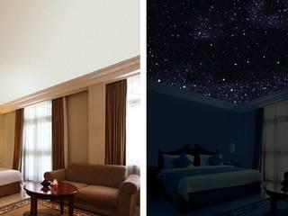 cielo stellato in camera:  in stile  di Bluedream