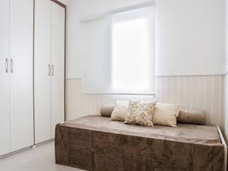 Amanda Pinheiro Design de interiores Dormitorios de estilo moderno