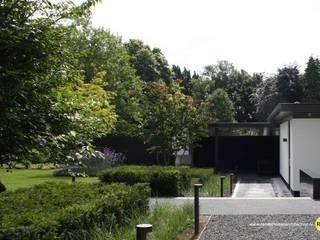 BUITEN LIVING:  Tuin door René Scholten Architectuur