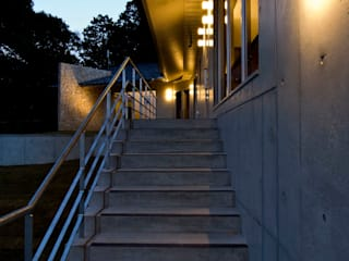 森田昌司建築空間設計 現代房屋設計點子、靈感 & 圖片