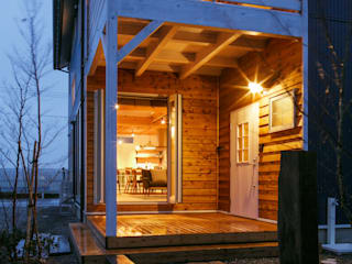 Scandinavian style houses by dwarf Scandinavian