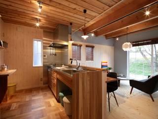 K's HOUSE 北欧デザインの キッチン の dwarf 北欧
