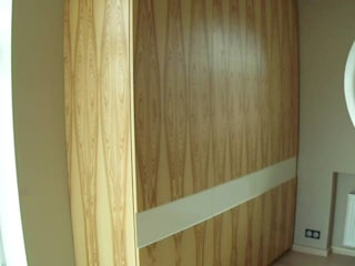 Мебельная мастерская Александра Воробьева Dressing room Wardrobes & drawers MDF