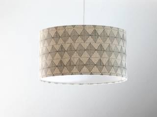 Deckenlampe Diamond Argyle D40: moderne Wohnzimmer von Koala Designs
