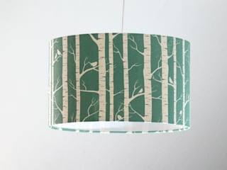Deckenlampe Birch D35: moderne Esszimmer von Koala Designs