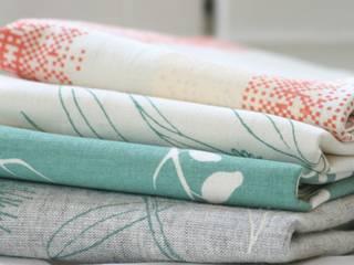 Kissenbezüge - Pastel Farben: minimalistische Schlafzimmer von Koala Designs