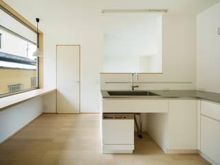 Projekty,  Kuchnia zaprojektowane przez 市原忍建築設計事務所 / Shinobu Ichihara Architects