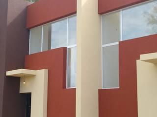 現代房屋設計點子、靈感 & 圖片 根據 Grupo PZ 現代風