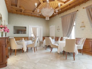 Royal Residence Hotel and SPA od Shtantke Interior Design Klasyczny
