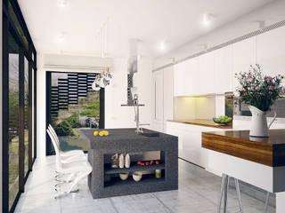 Modern kitchen by Shtantke Interior Design Modern